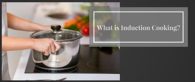 what is induction cooking