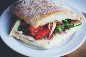 Griddle Sandwich