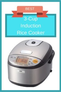 Best 3 cup induction ricer cooker