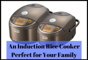 Zojirushi NP-NVC18 and NVC10 Best Induction Rice Cooker