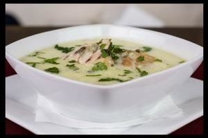 chicken soup with induction rice cooker