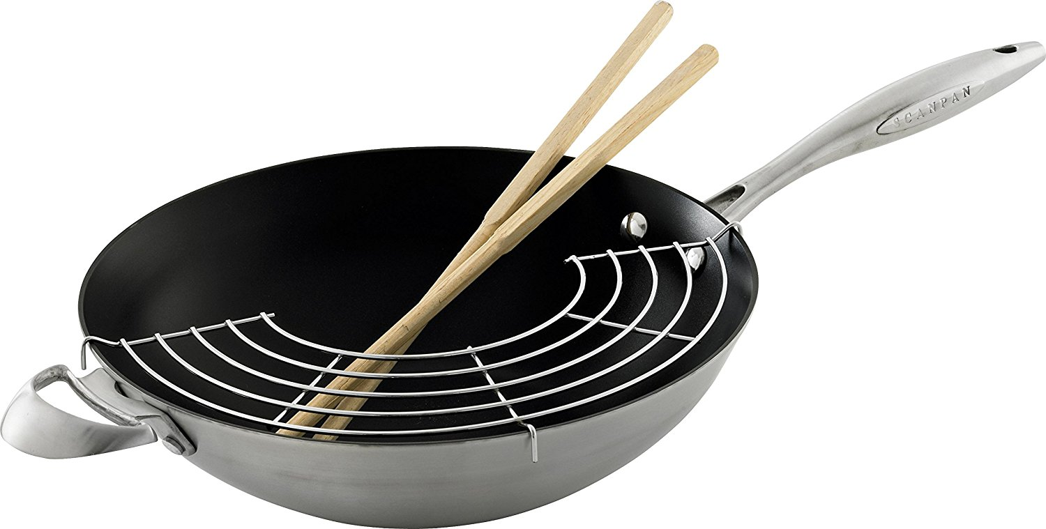 Best Induction Wok Non Stick