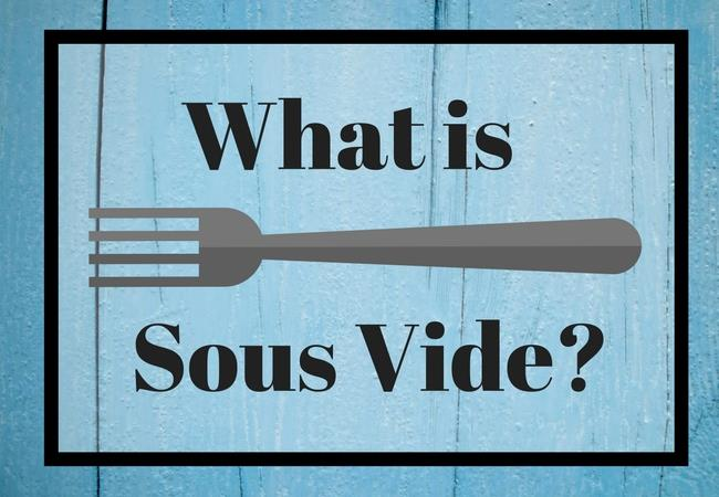 what is sous vide