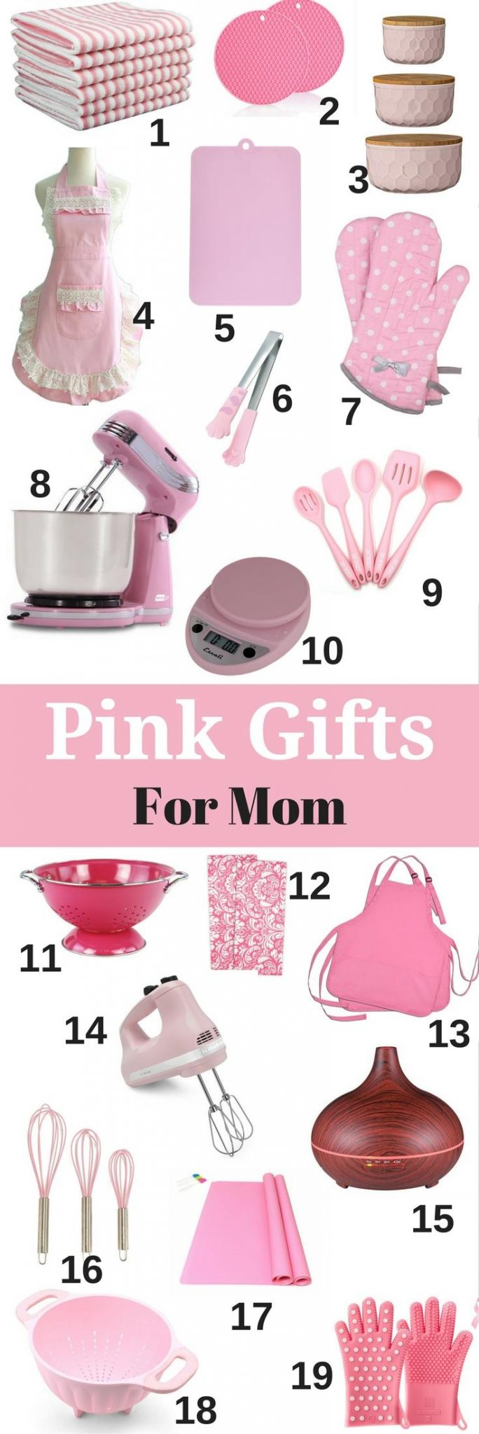 Pink gifts for mom the best gift ideas for mother 39 s day Perfect christmas gifts for mom