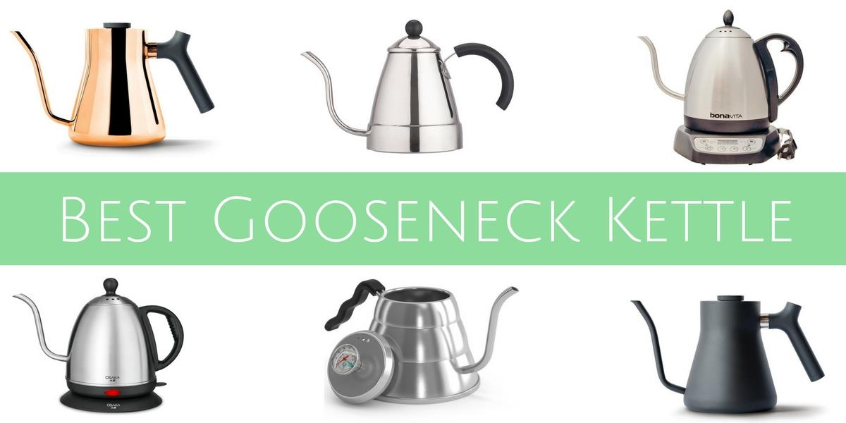 Best Gooseneck Kettle for Pour Over Coffee