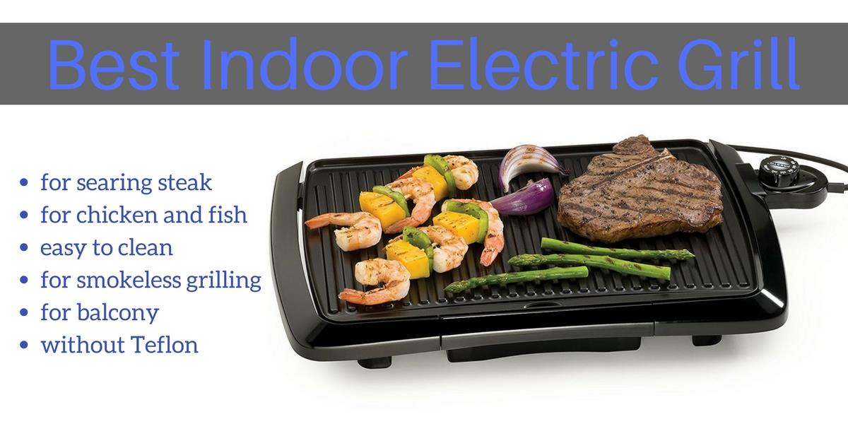 Father\'s Day Gifts – Best Indoor Electric Grill for Your Dad