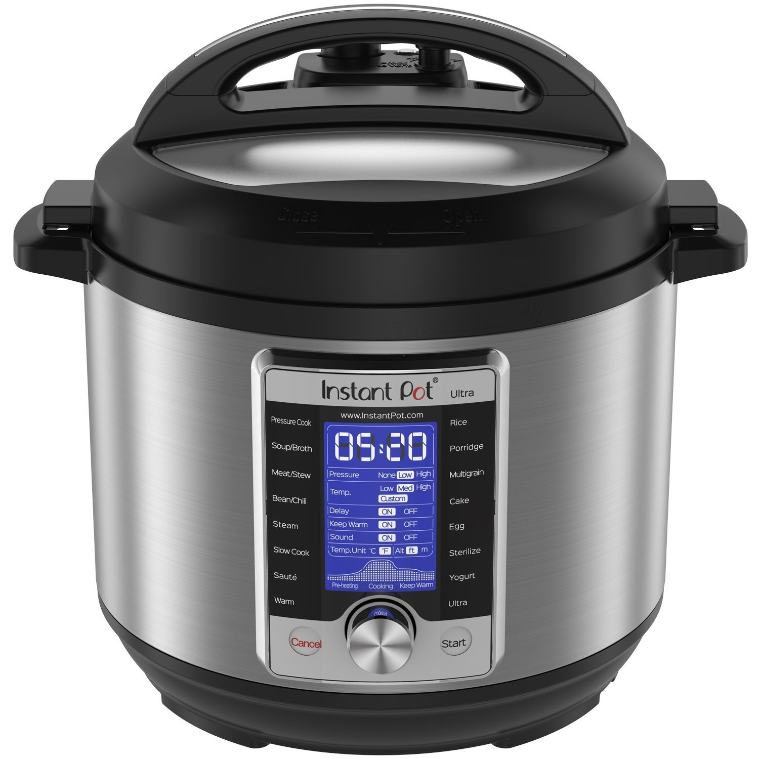 Instant Pot Models Ultra