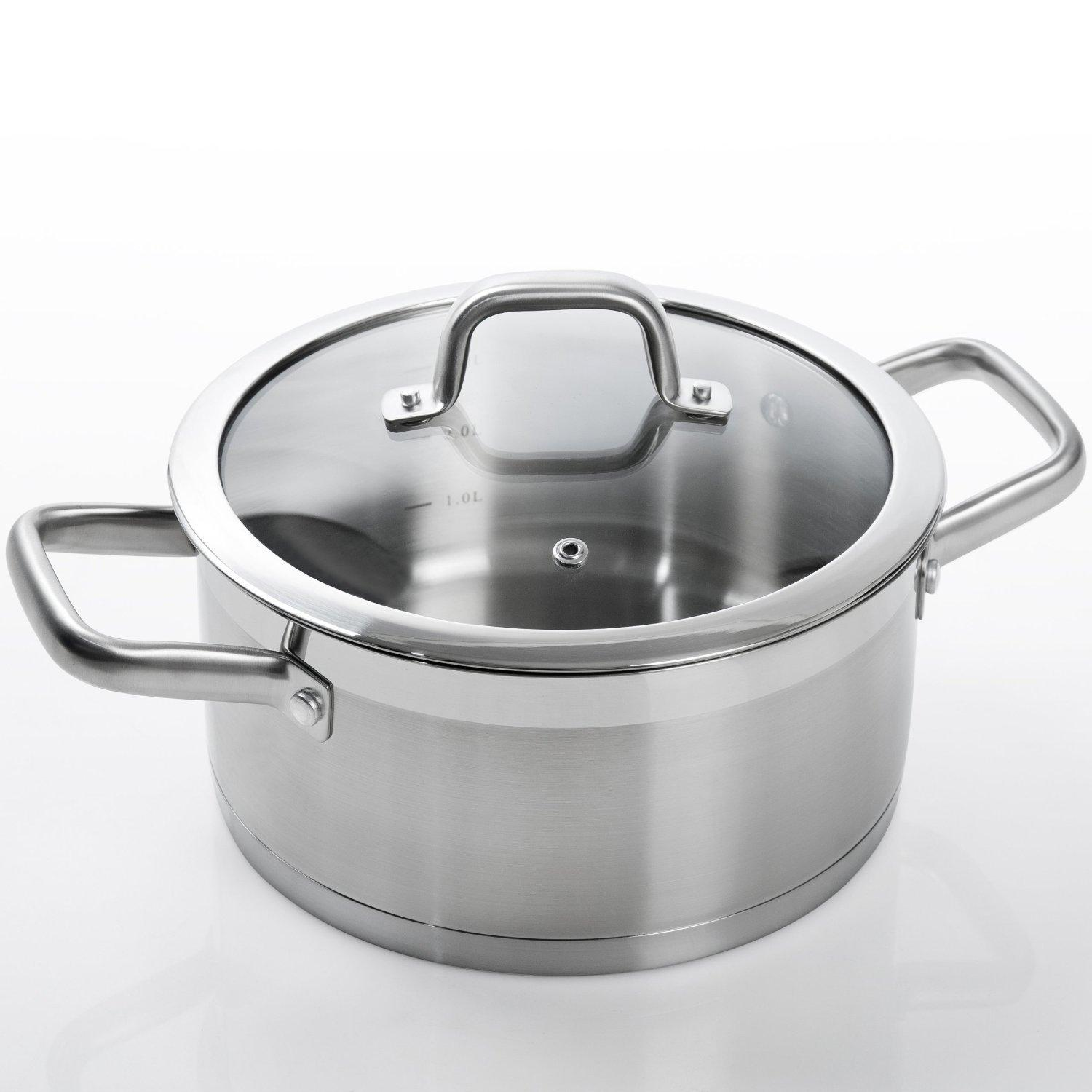 the ultimate guide to the best induction cookware sets june 2018. Black Bedroom Furniture Sets. Home Design Ideas