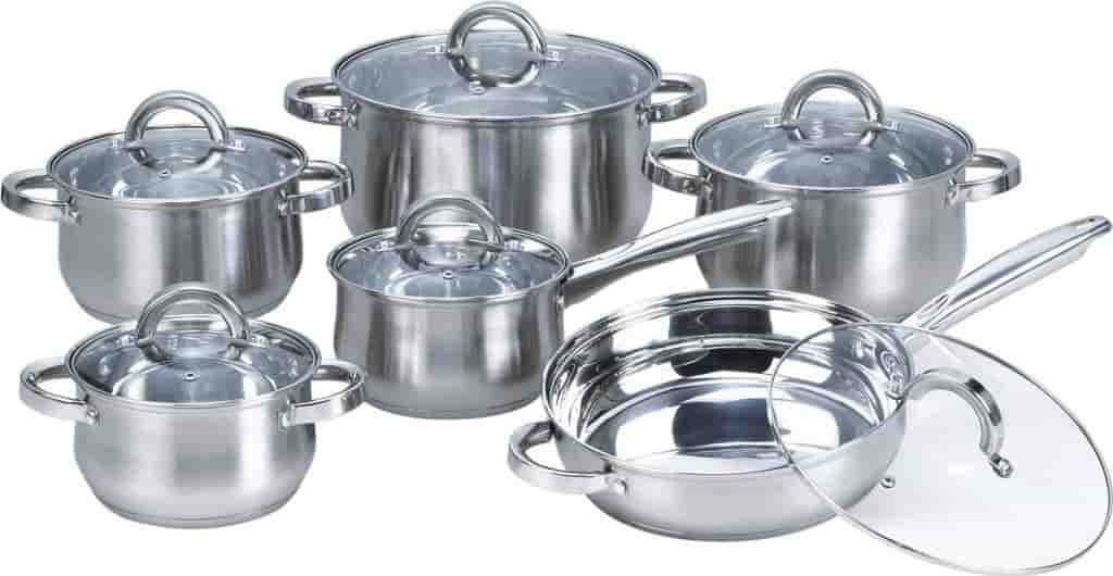 Best Induction Cookware Sets Heim Stainless Steel
