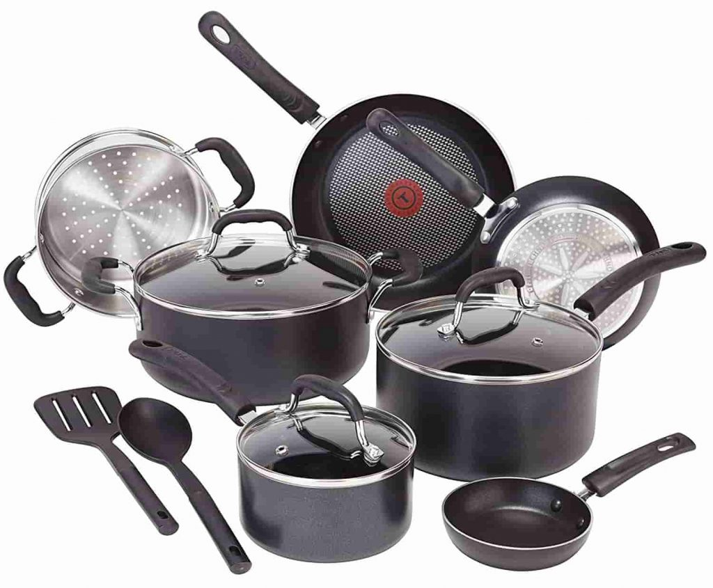 Best Induction Cookware Sets Tefal for your cooktop
