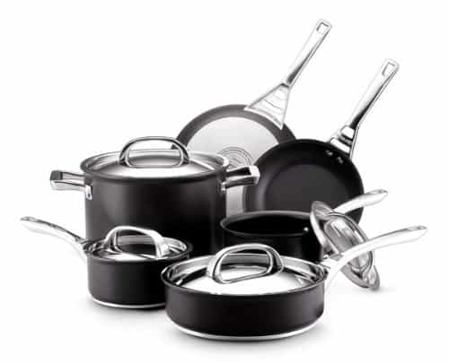 Best Induction Cookware Sets Hard Anodized
