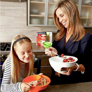 Kitchen Gadgets 3a Never Soggy Cereal Bowl