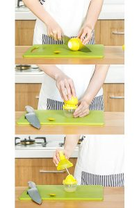 Kitchen Gadgets Citrus Manual Juicer and Spray