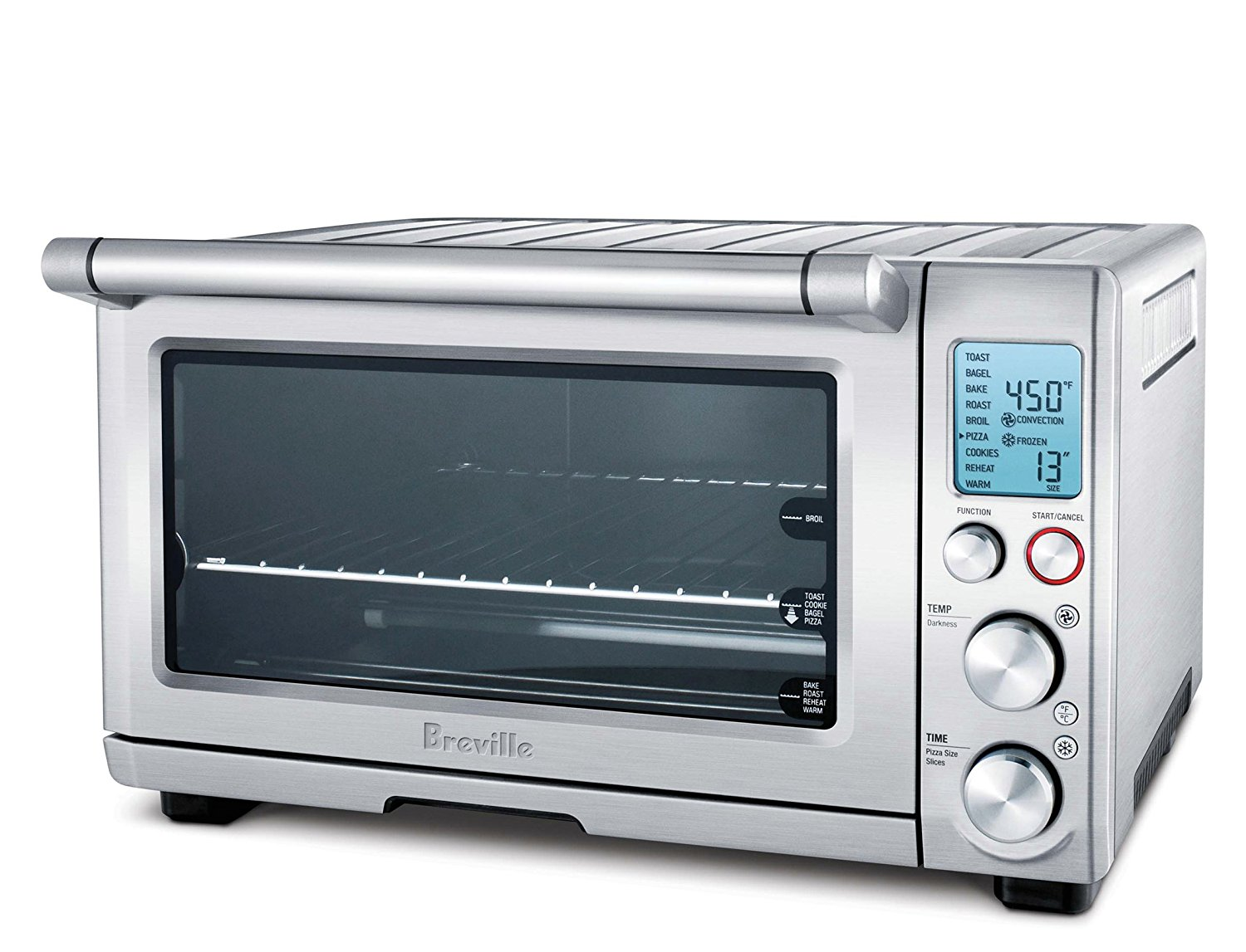 Breville Smart Oven Reviews Mini Bov450xl Vs Compact