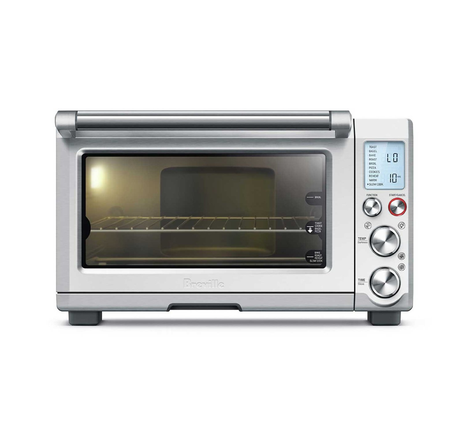 Breville Smart Oven Reviews BOV845BSS