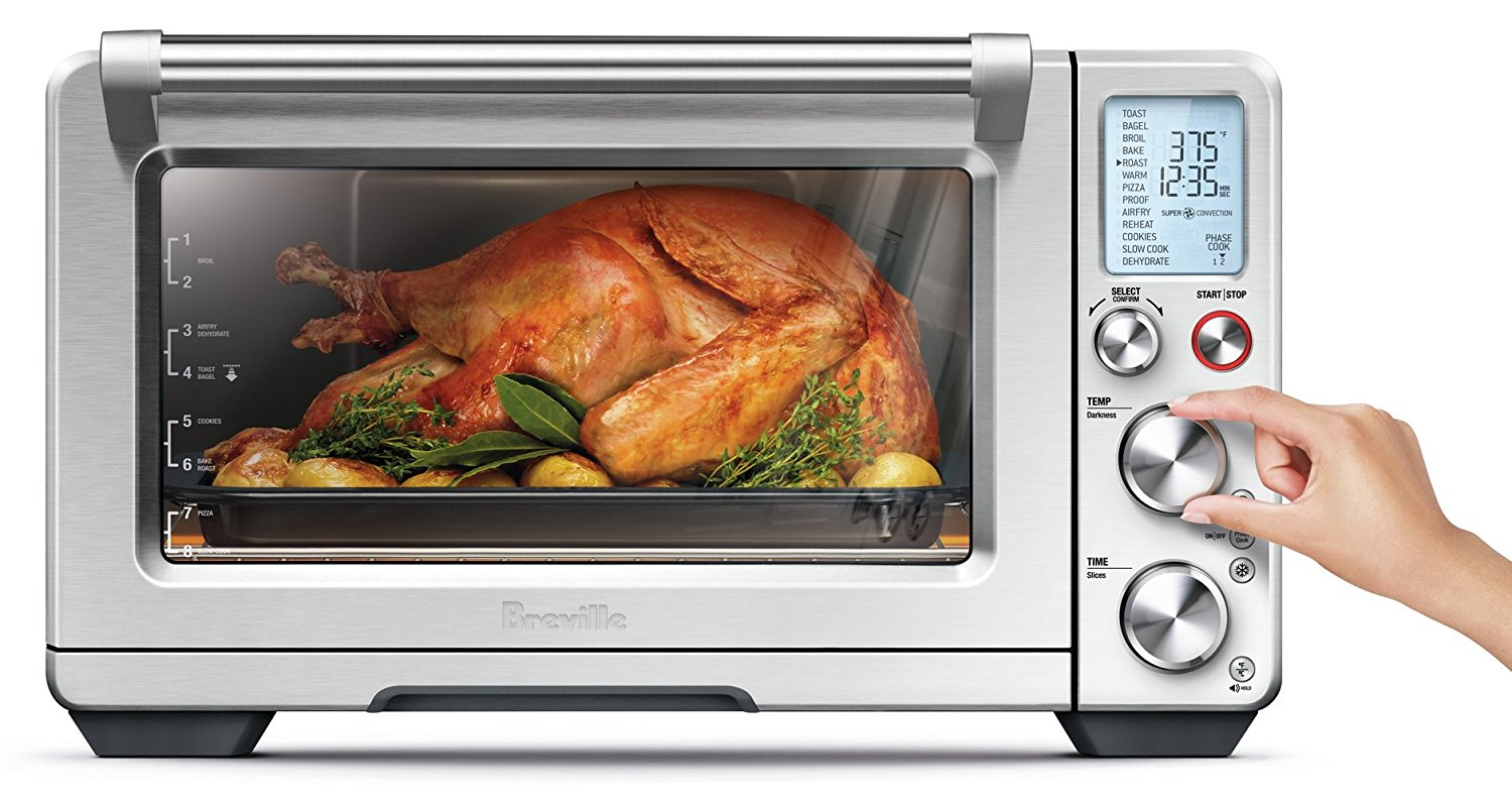 Breville Smart Oven Reviews BOV900BSS