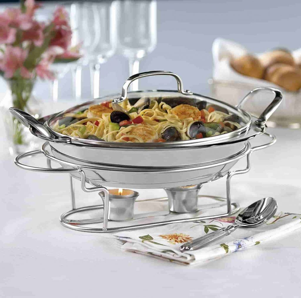 Round Chafing Dish Elegance Pic for your home