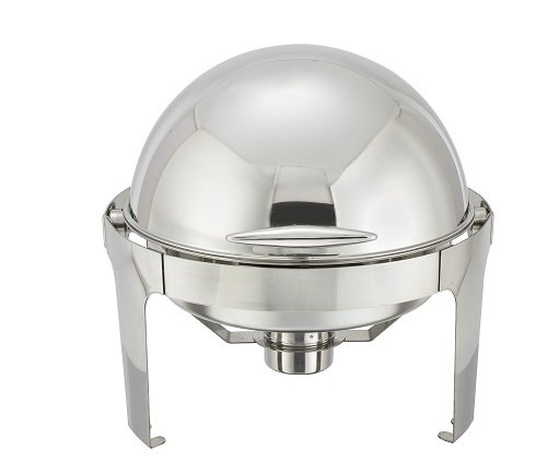 Round Chafing Dish Modern Style