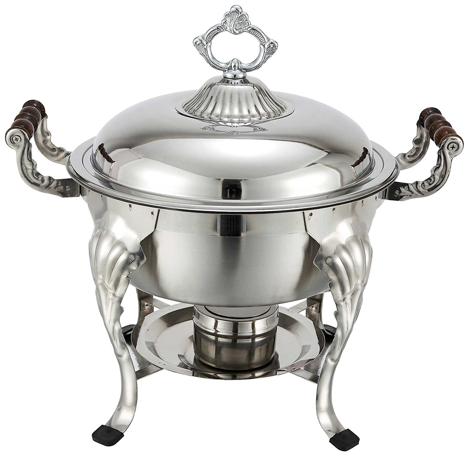 Round Chafing Dish Traditional