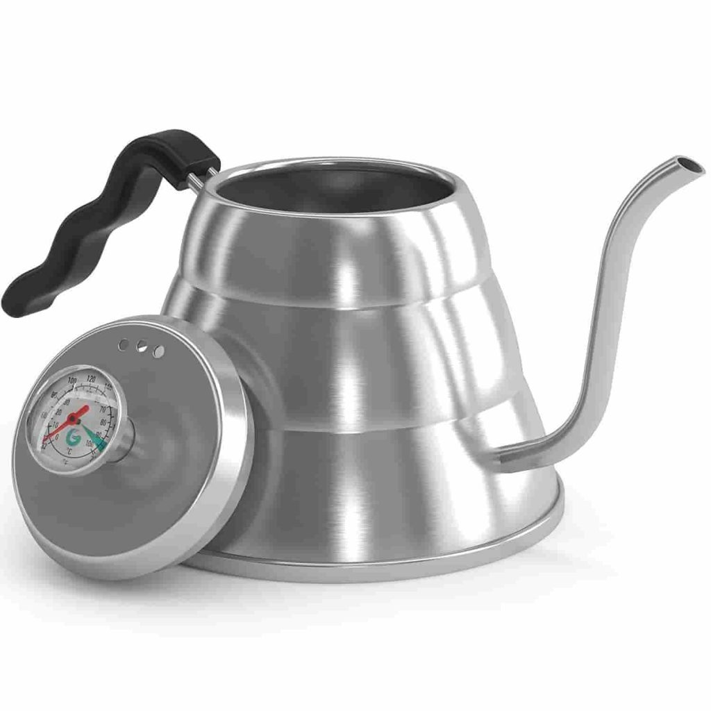 Best Gooseneck Kettle with thermometer