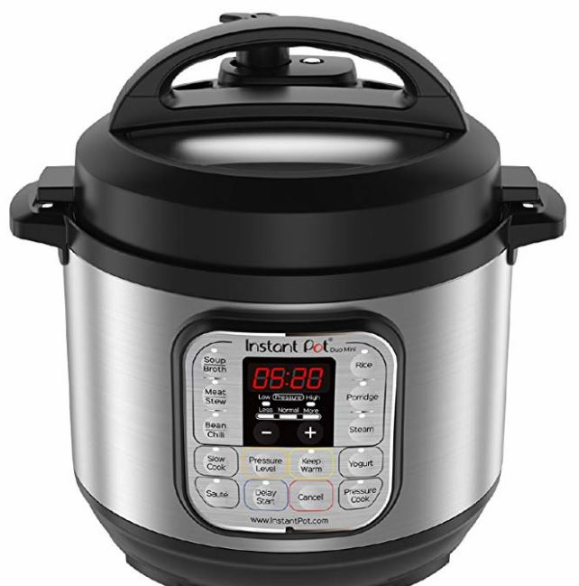 Instant Pot Models Mini 3 Qt