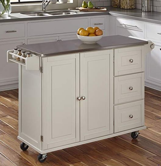 Kitchen Island Stainless Steel