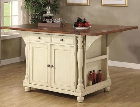 Kitchen Island large with seating