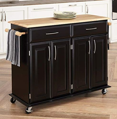 kitchen island with wheels best kitchen island large small portable rolling with seating or without 7680