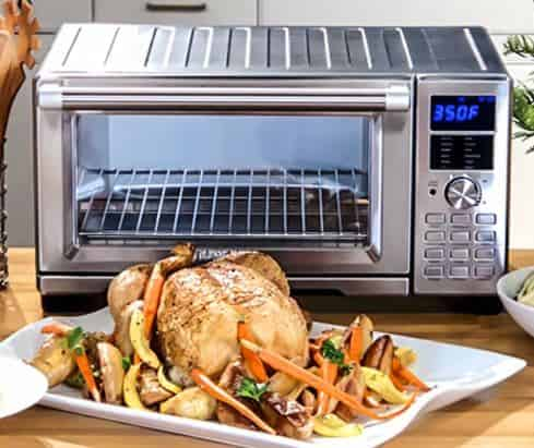 Air Fryer Toaster Oven with Temperature Probe